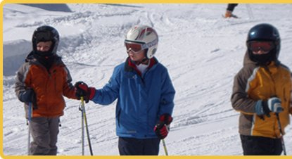 Ski and snowboard trips, vacations in the 2010/11 season